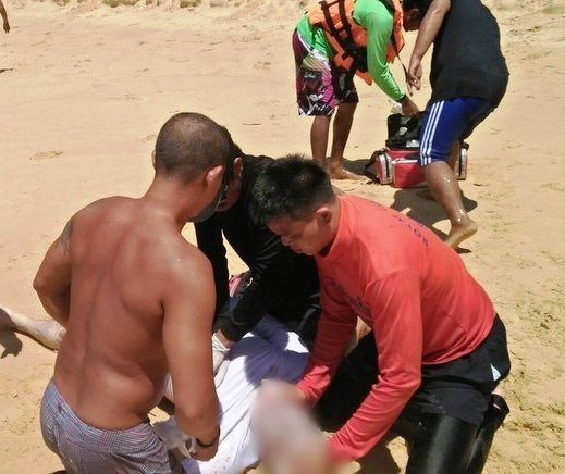 Tourist Drowns at Phuket's Karon Beach, the Third Drowning in One Month
