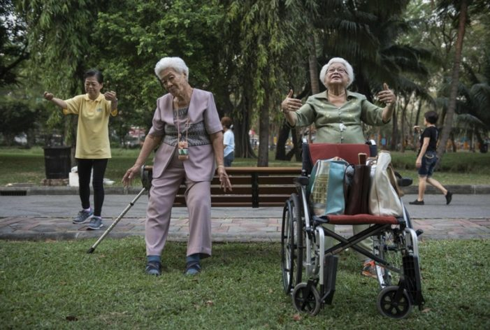 Japanese Firms Expand Products and Services for Elderly in Thailand