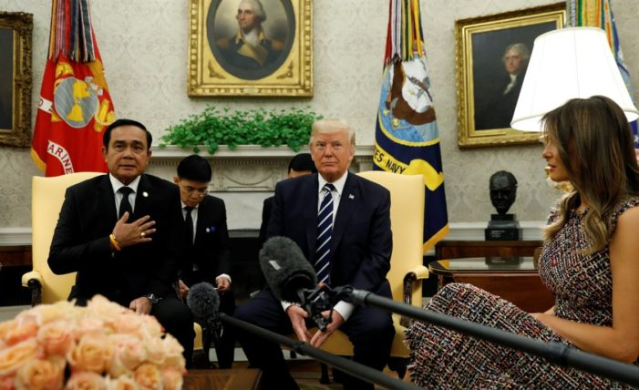 Thailand's Junta Backflips on Election Promise Made with President Trump