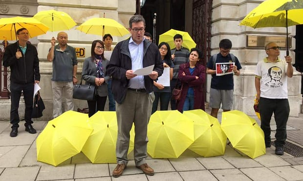 British Human Rights Activist, Benedict Rogers Refused Entry into Hong Kong