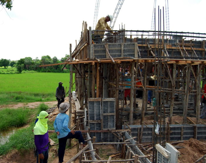 Life and Law in Thailand – Contractors and the Renovation of Property