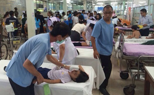 Medical Council of Thailand Says Doctors Dangerously Overwork
