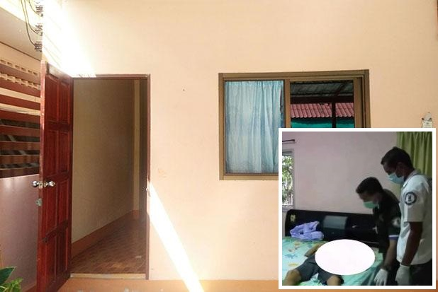 60 Year-old British Expat Found Dead in his Rented Room in Buriram Province
