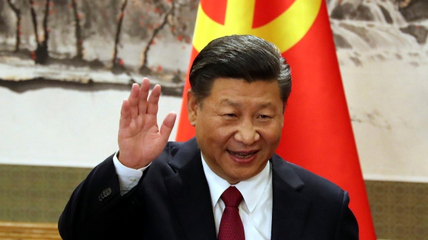 Chinese President Xi Jinping  Embarks on a Second Five-Year Term