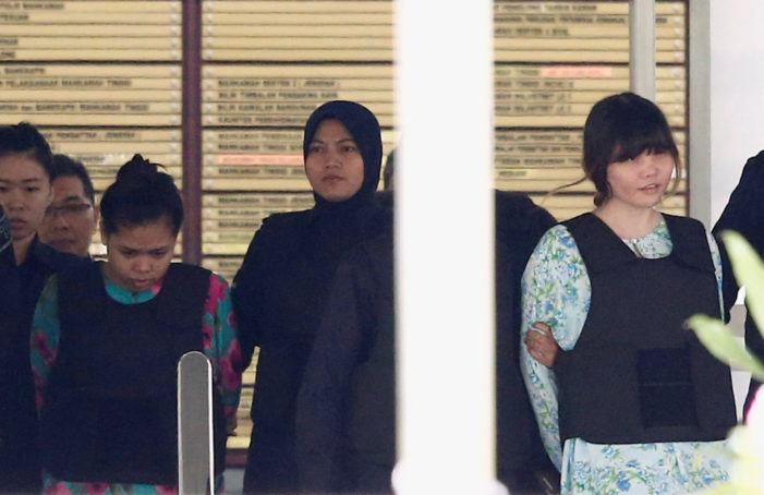 Chemist Says Kim Jong Nam had 1.4 Times the Lethal Dosage of VX on His Face