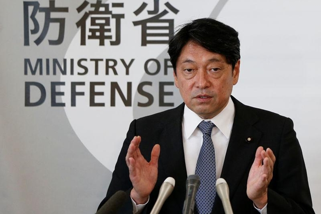 Japan's Defense Minister Sounds the  Alarm on North Korea