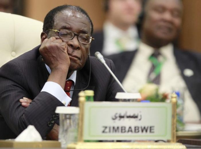 WHO, Revokes Appointment of Mugabe As Goodwill Ambassador after Widespread Outrage