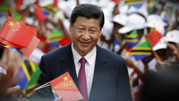China Formally Lifts Xi Jinping's Status to Most Powerful Leader in Decades