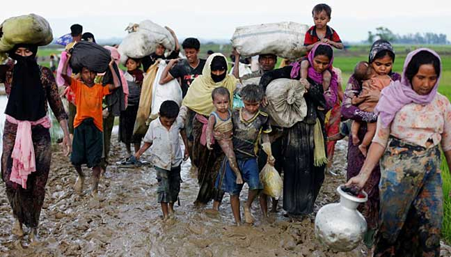 Thailand's Foreign Ministry Says it's Closely Watching Myanmar Crisis and Ready to Provide Aid