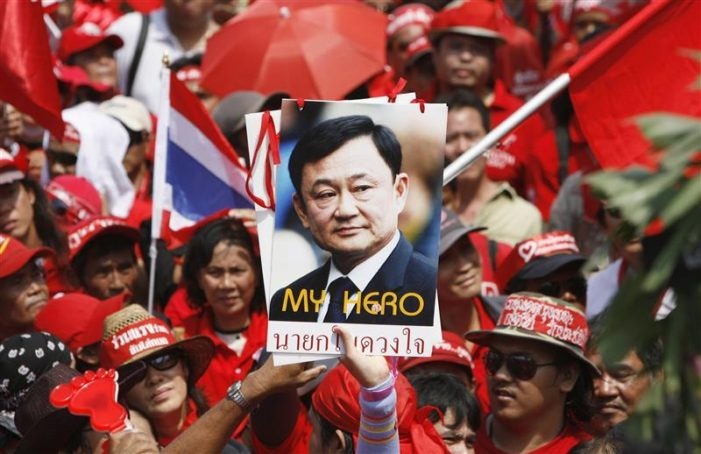 Thai Junta to Charge Ousted Prime Minister Thaksin Shinawatra with Lese Majeste
