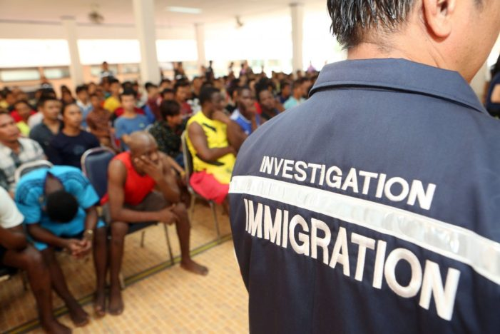Corruption Inquiry Launched in Phuket Over Illegal Immigrant Scandal