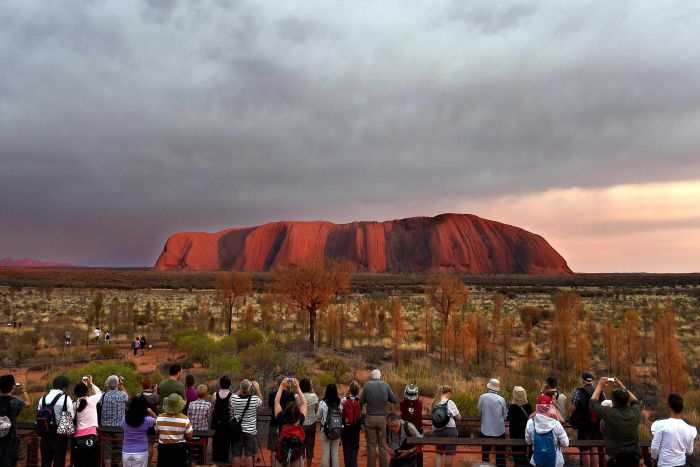 Climbing to be Banned on Australia's Uluru Rock Formation