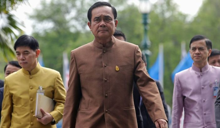 Thailand Says It's on Track to End Military Rule in 2018