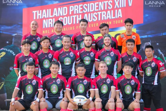 A Rugby Team in Chiang Rai-Who Would Have Guessed, Meet Chiang Rai Northern Bears
