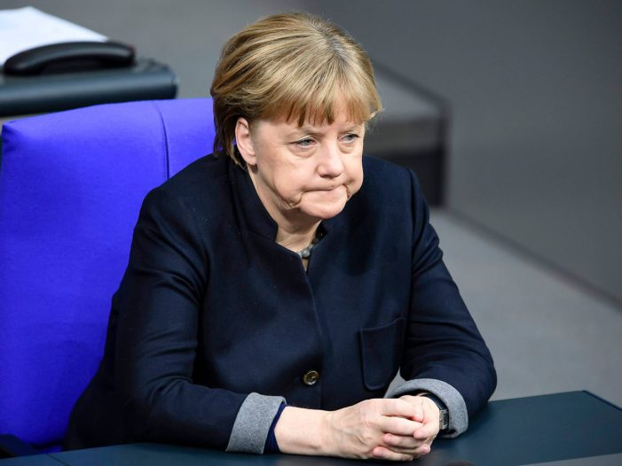 Germany's Angela Merkel Fails to Form Coalition Government, Putting Her Leadership in Jeopardy