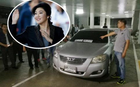 Alleged Mastermind of Yingluck's Escape Vehicle a No Show for Summons