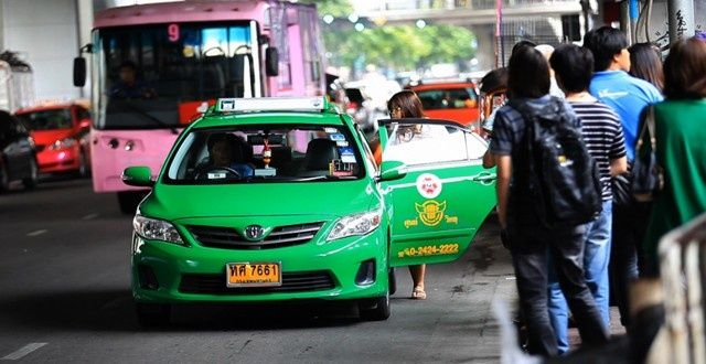 Thailand's Tourist Police Vow Crackdown on Taxi Drivers' Scams