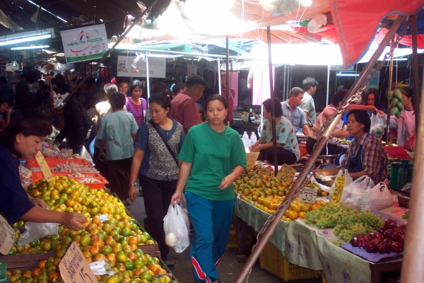 Chiang Rai Officials Launch Campaign for Public to Consume more Fruit and Vegetables