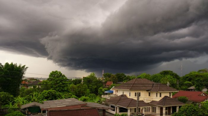 Meteorological Department Warns of Thunderstorms for Northern Thailand