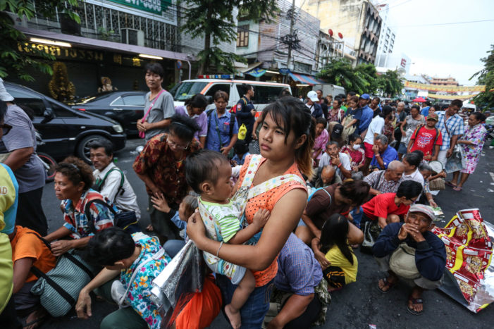 Academics Say Thai Junta's Government Policies is Making Rich Richer and Poor Poorer