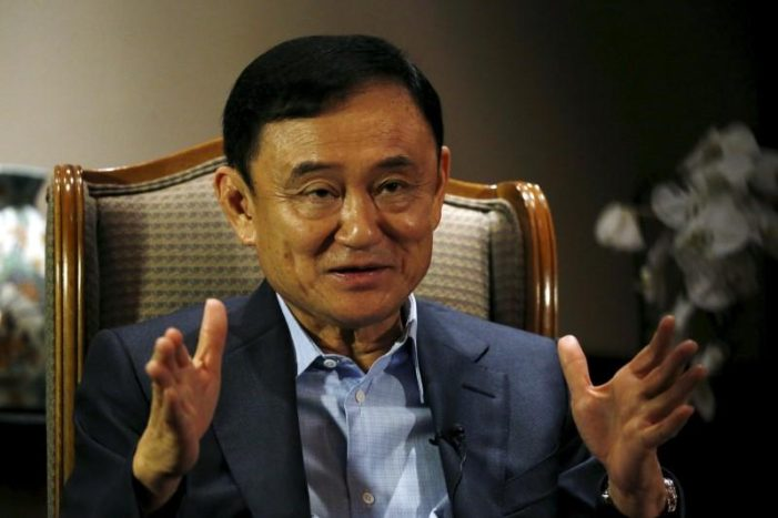 Thai Prosecutors to Decide on Two Criminal Cases Against Thaksin Shinawatra