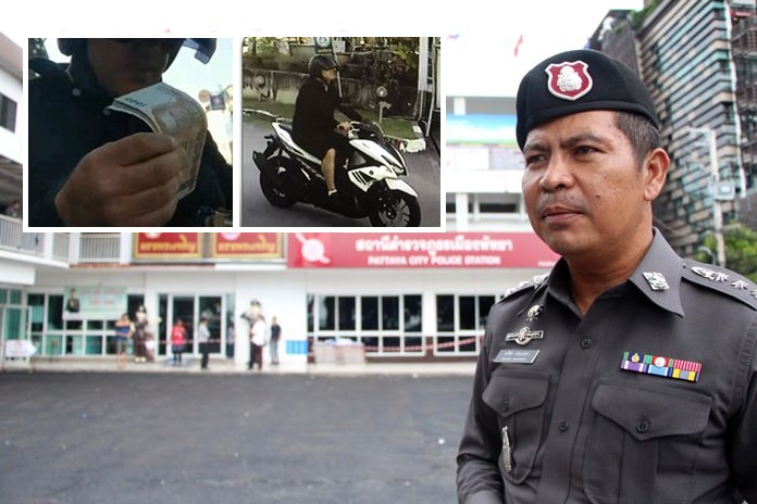Warrant Issued for Foreigner Posing as Pattaya Policeman Preying on Tourists
