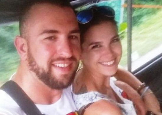 Australian Couple's Holiday from Hell after Motorbike Crash in Phuket, Thailand