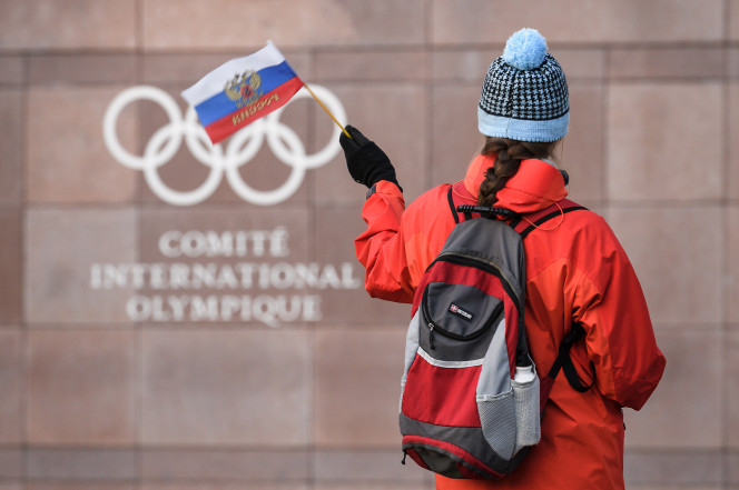 International Olympic Committee Bans Russia from 2018 Winter Olympics