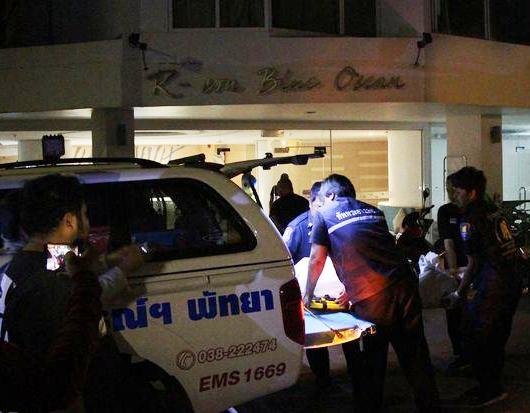 63 Year-Old Australian Falls to his Death from Pattaya Hotel