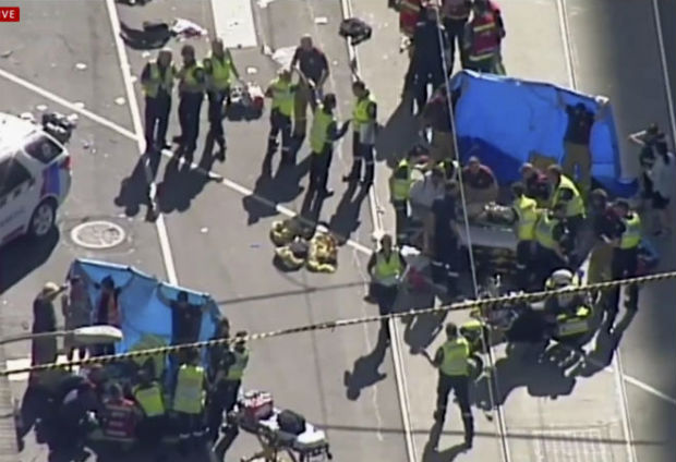 14 Injured after Man of Afghan Decent Deliberately Rams into Pedestrians in Melbourne Australia