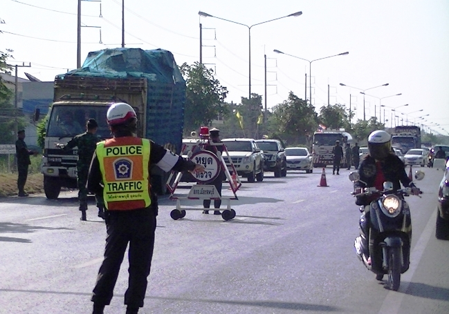 Impaired Drivers Risk Vehicle Seizure Over New Year Holiday – Thailand's Seven Dangerous Days
