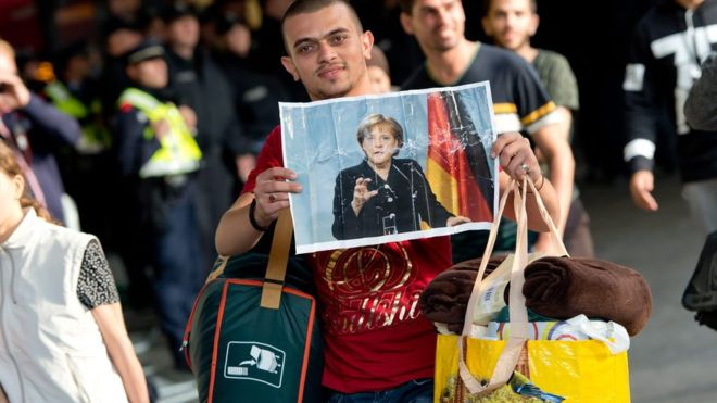 Germany Offers to Pay Migrants to Go Back Home