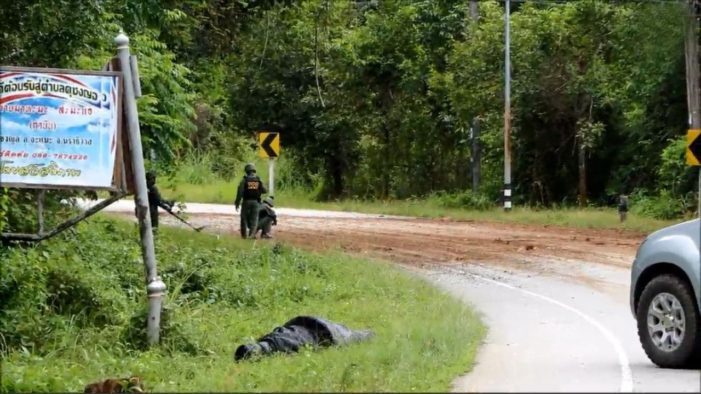 Five Soldiers Injured in Bomb Attack in Thailand's Southern Province Narathiwat