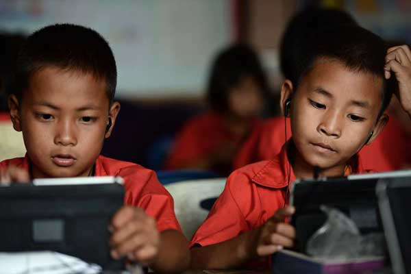 United Nations Reports Children at Risk as Internet Exposure Rises