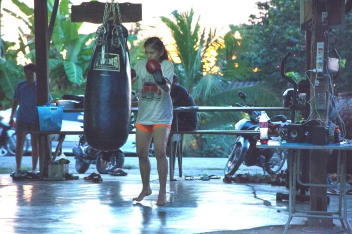 Chiang Mai at the Leading Edge of Kickboxing for Women