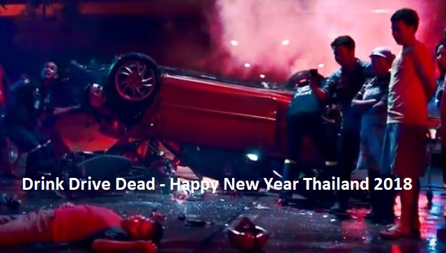 Thai Businessman Creates 'Drink Drive Death' Video to Raising Awareness to Drunk Driving