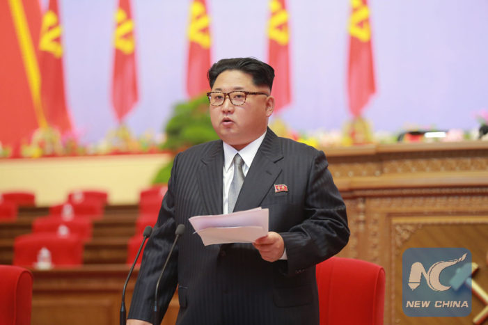 North Korea's Foreign Ministry Say's UN Newest Sanctions an Act of War