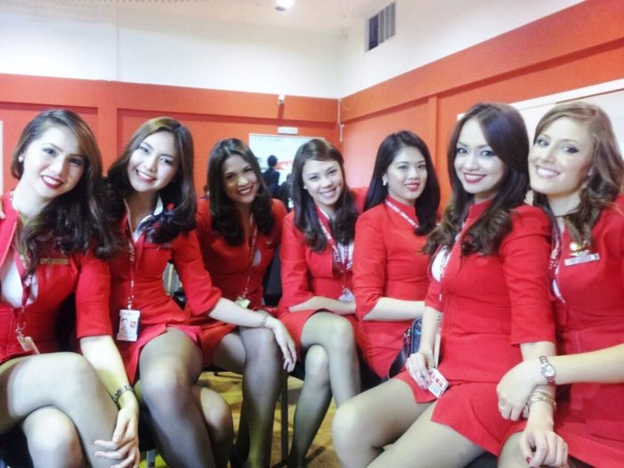 Muslim Leaders in Malaysia Say AirAsia's and Firefly's Stewardess Uniforms Too Revealing