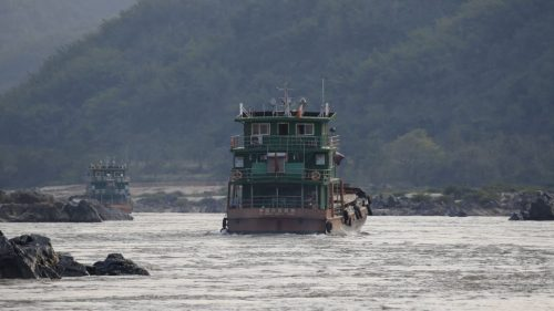 China and Thai Junta Flip-Flop Over Blasting of Mekong River Inlet in Chiang Rai Province