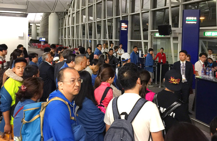 Thailand's Airports Strained Beyond Capacity as Tourism from China Explodes