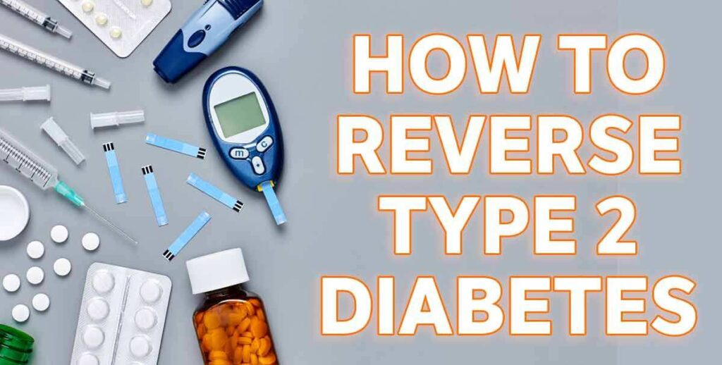 Is this the formula for reversing type 2 diabetes?