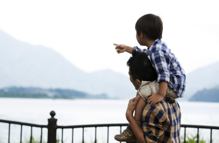 Four Year-Old Boy Denied Citizenship in Singapore Because his Fathers Gay
