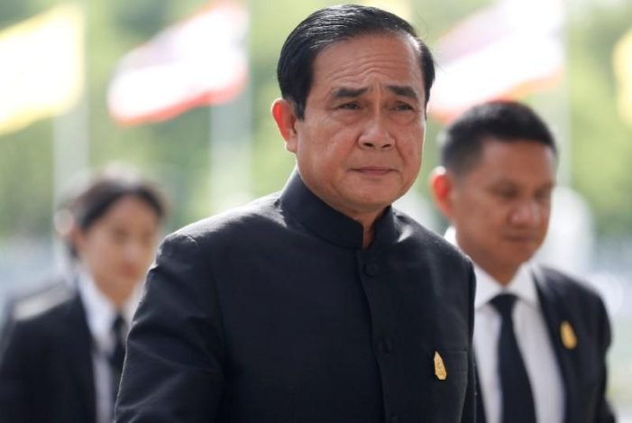Thai Junta PM to Use Article 44, to Solve a Political Activity Deadlock