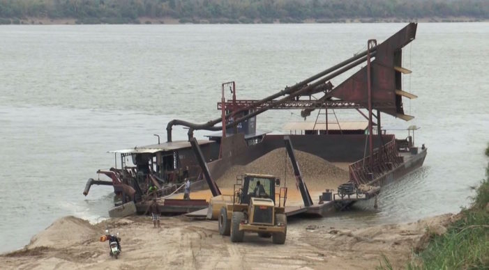 Environment Study Proves Dams and Sand Mining Destabilizing Mekong Delta