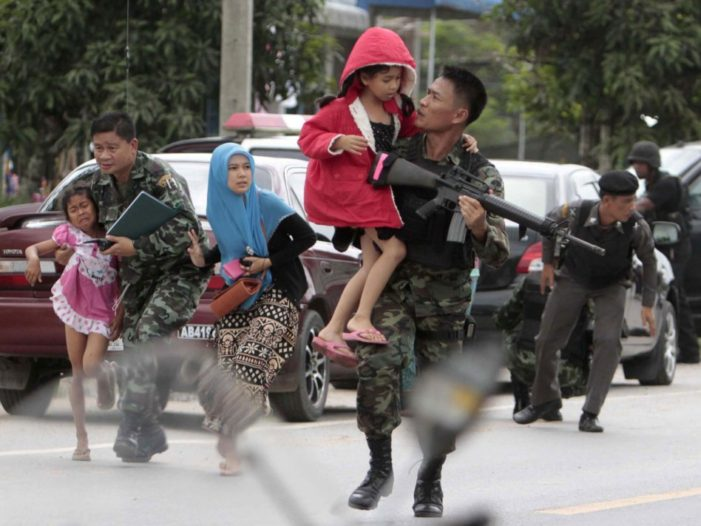 As Security Improves Southern Thailand's Death Toll Hits Record Low