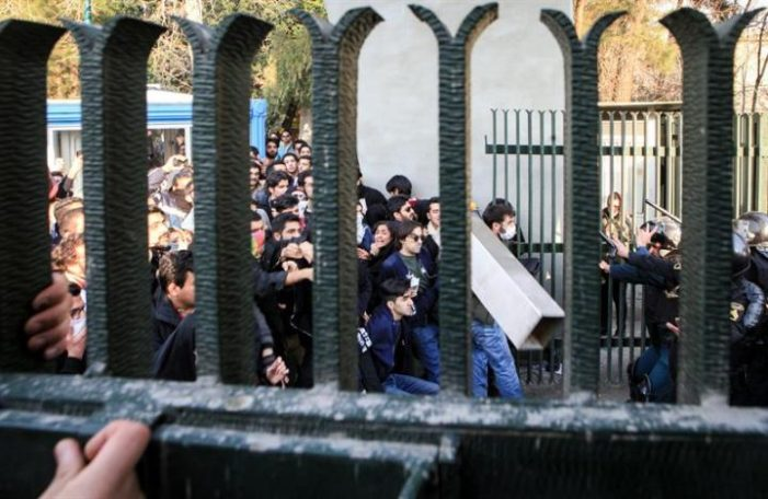 Death Toll Climbs as Anti-Government Protests Continue Nation Wide in Iran