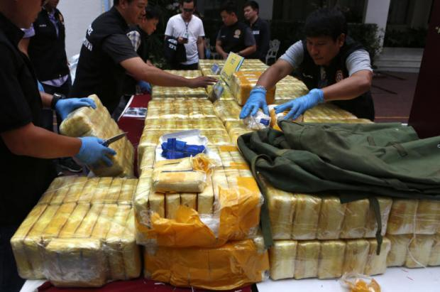 2 Huge Drug Shipments from Chiang Rai Thwarted by Thai Police