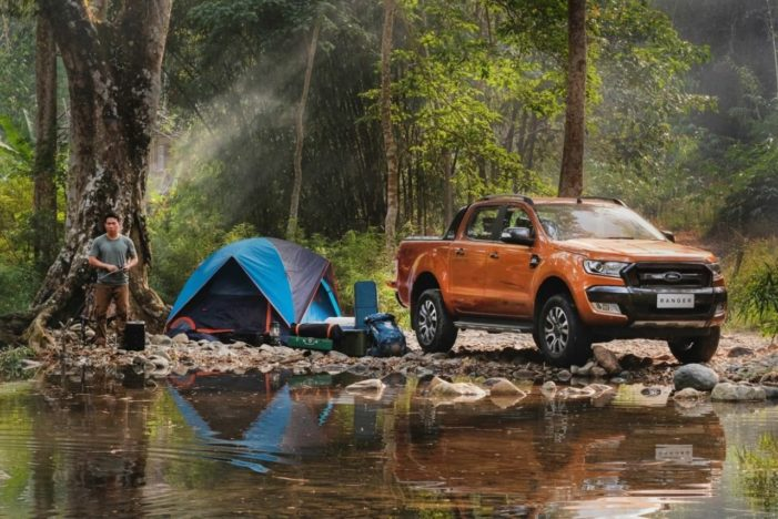 Ford Ranger Hits All-Time Record Sales Across the Asia-Pacific Region