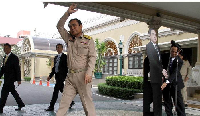 Is Time Up for Thailand's Junta after Watchgate Scandal