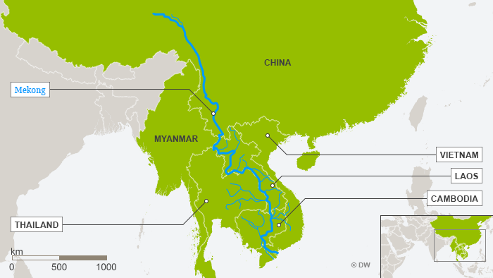 Are China's Investment Taking over the Mekong?